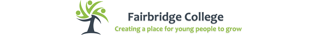 Fairbridge College Retina Logo